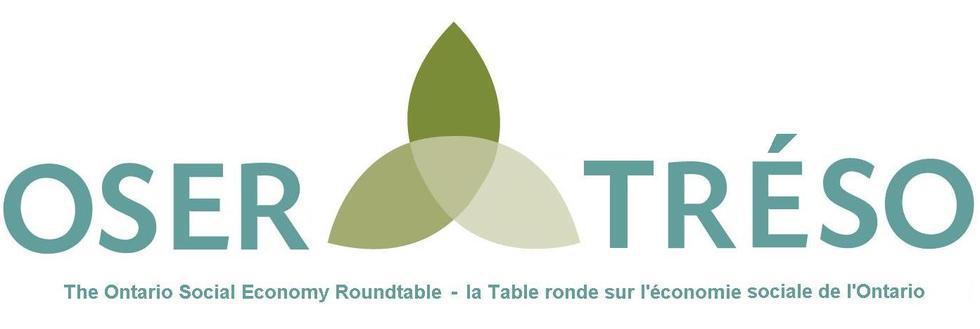 La Table ronde sur l'économie sociale en Ontario